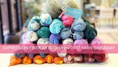 Another giveaway with Chandi's gorgeous yarn as a prize. Oh how I wish :D
