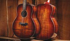 Big Island Waves | Taylor Guitars - Koa