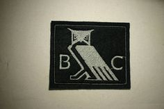Bohemian Club   Embroidered IronOn SewOn Patch