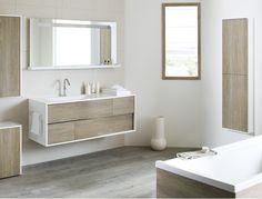 Salle de bains ambiance zen - Salle de bains : les dernières tendances - Femme Actuelle
