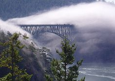 Whidbey Island, WA  Deception Pass. Oh how is miss the island.4 wonderful years live on the Island.