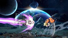 Dragon Ball FighterZ - Frieza vs Goku