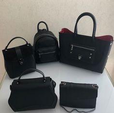 198648545541 Черные сумки от известного итальянского бренда сумок VirginiaConti. Сумки  оптом в интернет магазине всегда в
