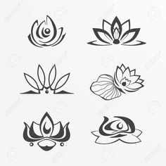 lotus flower white tattoo - Google Search