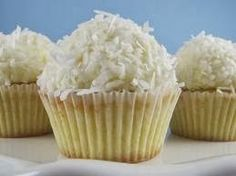 'killer cupcakes' sticks of butter between the cake and the frosting.maybe they literally kill you! Cupcake Flavors, Cupcake Recipes, Cupcake Cakes, Dessert Recipes, Dessert Ideas, Coconut Desserts, Coconut Cupcakes, Yummy Cupcakes, Yummy Treats
