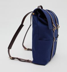 Mismo Utility bag and backpack.