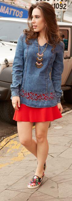 #jeans #gripper #saia #inverno