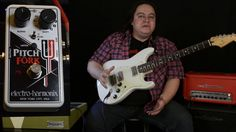 Review PITCH FORK Electro-Harmonix Tienda Riffs Instruments
