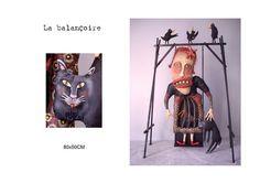 Gaëlle allart Portfolio : Sculpture textiles