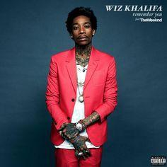 Bold colors for confident men - Wiz Khalifa - Remember You