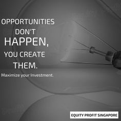 Maximize your invesment with EquityprofitSingapore