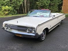 Hemmings Find Of The Day 1964 Mercury Park Lane Co Park Lane