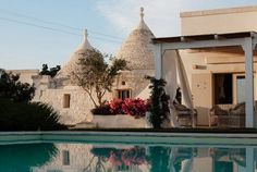 Trulli Villa Ostuni, Puglia, Italy | vacation home rentals #italyvacation