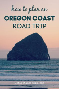 An Oregon coastal road trip is the best way to experience the Pacific Coast in northwestern United States. Characterized by dramatic cliffs and long stretches of sand, the Oregon Coast is absolutely stunning. Epic lighthouses, beautiful nature trails and incredible viewpoints are top Highway 101 Oregon attractions – and we include them all (and more!) in our Oregon road trip itinerary. Road Trip Map, Oregon Road Trip, Ecola State Park, Pacific City, West Coast Road Trip, Cannon Beach, Beach Town, Travel Planner, Oregon Coast