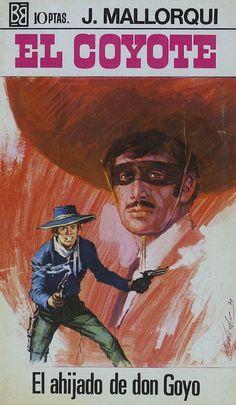 El ahijado de don Goyo. Ed. Cliper, 1971. (Col. El Coyote ; 101)