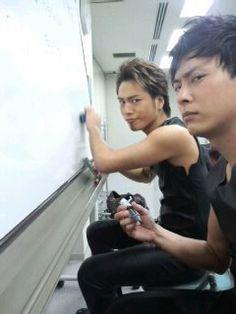 Tosaka Hiroomi & Yamashita Kenjiro 3代目j Soul Brothers, Big Love, A Good Man, High Low, Singer, Japan, Actors, Memes, Full Moon