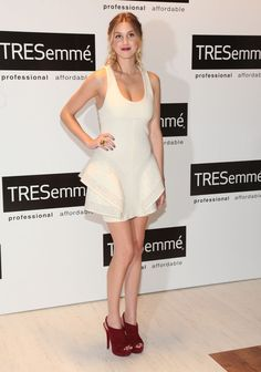 Whitney Port - Whitney Port Appearance at TRESemme Booth at Spring 2011 MBFW