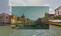 Buro Loves: Classic paintings revisited with #Google Street View