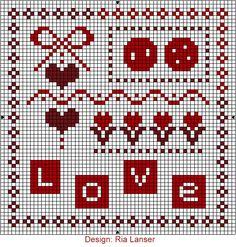 """Design: Ria Lanser - """"Love"""""""