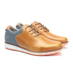 24694e9bfef The Rowntree Lace Up Shoe Wool Sneakers