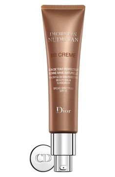 Dior 'Diorskin Nude Tan' BB Creme Broad Spectrum SPF 15 available at #Nordstrom