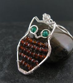 Wickwire Jewelry: Search results for owl