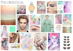 www.thedressbox.co.uk Pretty. Pastels.