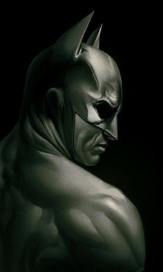 Batman Detalhe por gastonzubeldia