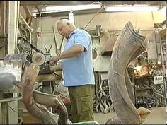 Shofar Factory (How A Shofar Is Made)