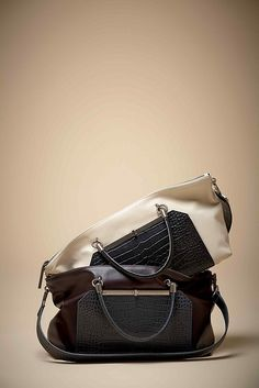 d435b0b36c69 Cavalli Class Collection Fall Winter 2015, Roberto Cavalli, Purses And Bags,  Cherry,