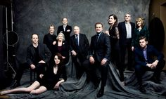 'Downton Abbey': Saying Farewell to All That - The New York Times