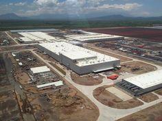 Audi Mexico Logistics Center - Puebla MX