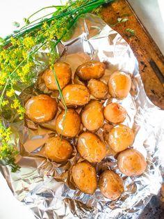 Jos et vielä ole kokeillut savustettuja perunoita, niin nyt kokeilet! Pretzel Bites, Bread, Ethnic Recipes, Food Food, Brot, Baking, Breads, Buns