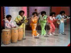 Jackson Five on Carol Burnett Show