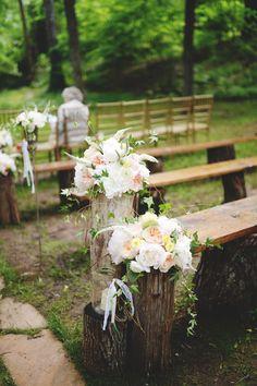 AN ETHEREAL, RUSTIC BARN WEDDING: SAMANTHA + DANNY, wedding decor, wedding ideas, wedding inspiration, wedding flowers