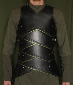 Embossed leather armour by ~I-TAVARON-I on deviantART
