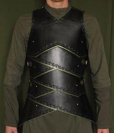 Embossed leather armour by ~I-TAVARON-I on deviantART
