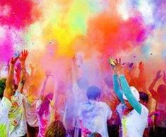 i want to have a paint fight really bad