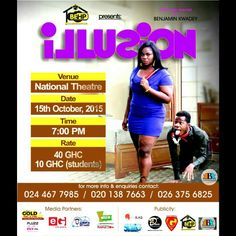 Today,we sleep Tomorrow, we wake to see @ the National Theatre. Chaly For Tickets- National Theatre, Illusions, Dating, Student, Play, Sleep, Check, Poster, Quotes