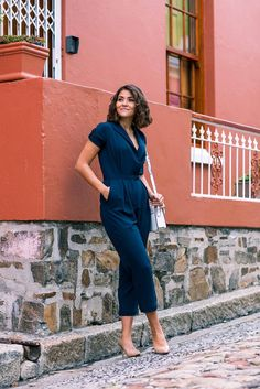 That Jumpsuit, Jumpsuit, How to Wear A Jumpsuit, Zara Jumpsuits, Navy Jumpsuits, Maiax, Maiaxblog, Angelika Kollin Photography, Fashionista, Fashion, Fashion Photography, Moda, OOTD, Fashion Blogger, Lifestyle, Zara, Mango, Mango Shoes, Shoes, Outfit Ideas, Stilettos, Fashionable, Fashiongram, Lookbook, Photographer, PhotoOfTheDay, Style, Natural Light Photographer, Instafashion, Fashion and Lifestyle Blog, Wanderlust, Travel, Bo Kaap, Cape Town, South Africa, Turkish Bloggers Zara Jumpsuit, Jumpsuit Outfit, Mimi Photo, Zara Overall, Mango Shoes, Natural Light Photographer, Lifestyle Blog, Outfit Of The Day, Fashion Photography