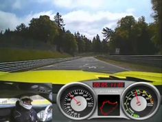 Mercedes SLS AMG Electric Drive   Nürburgring Lap Record