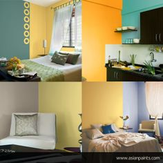 interior design ideas - asian paints | room inspirations
