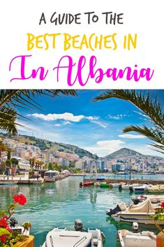 Here is your guide to all the best beaches in Albania. #TravelAlbania #Albania #Balkans #Beaches