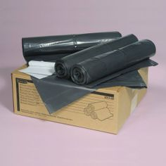 Rubbermaid Commercial Products RCP 5011-88 GRA H-Dty Can Liner 55 Gl Gra 100 by Rubbermaid. $149.18. Innovative - will enhance your well being.. Strong, durable liners prevent tears, eliminate double-bagging. Extra-heavy grade. Star bottom prevents leaks. Continuous tubular construction - no side seams to rupture. Gray color hides contents. On coreless rolls. Perforated for easy tear-off a