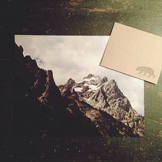 One Word, The Other Side, Mountains, Travel, Art, Art Background, Viajes, Kunst, Destinations