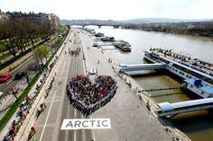 I <3 ARCTIC,   Budapest, Hungary, 20th April, 2013.