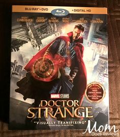 Discover Doctor Strange from Marvel #Review
