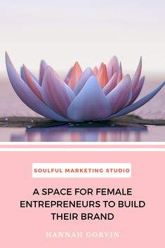 Entrepreneurship can be lonely and meeting and brainstorming with like-minded women going through the same issues can be very rewarding. You're invited to join The Soulful Marketing Studio, a space where female entrepreneurs build a strong brand, learn how to tell their brand story to attract perfect clients, get clarity on their strengths and brand values so they can deeply and authentically connect with their audience, create a capitvating brand that sells, and grow a thriving business. Brand Story, Youre Invited, Personal Branding, Entrepreneurship, Lonely, Clarity, Connect, Join, Articles
