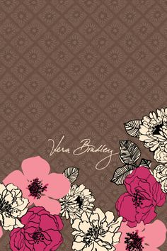 Vera Bradley fan??  This page has FREE downloadable desktop, ipad, and mobile wallpapers...