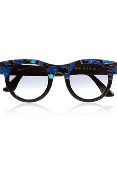 62f5334a11 Thierry Lasry - Agony D-frame acetate sunglasses